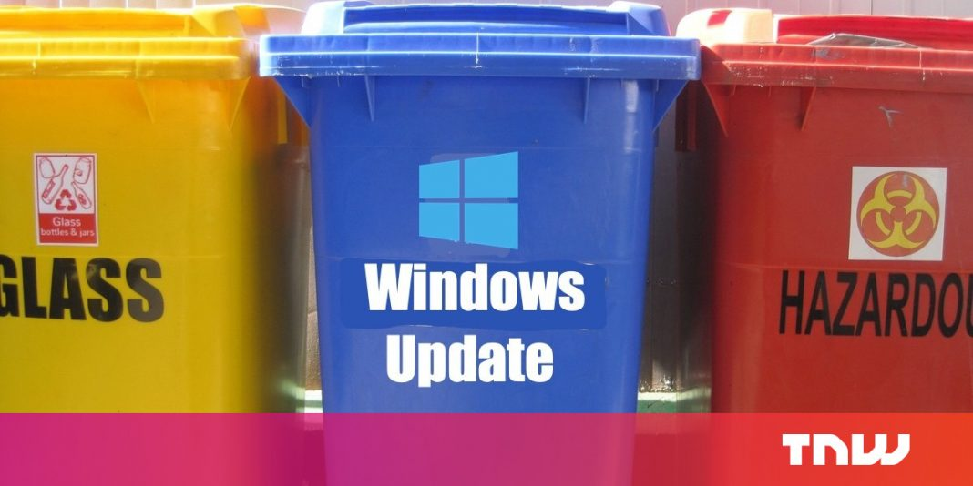 PSA: Windows 10 will quickly 'reserve' 7GB of your system drive for updates