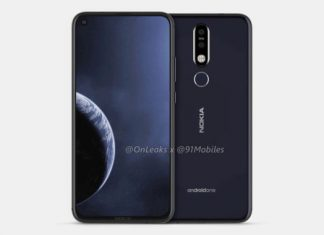 Nokia 8.1 Plus is the business's most modern-looking phone yet