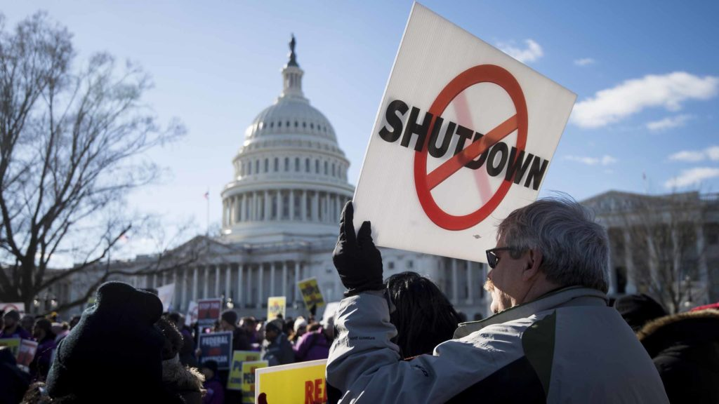 Researchers Are Feeling the Pinch of the Federal Government Shutdown