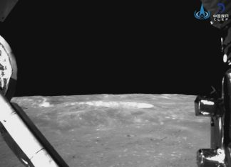 Enjoy China Arrive At the Moon's Far Side in This Incredible Video!