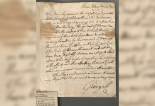 Keep In Mind Penned by British King on Eve of Napoleonic Wars Brings Almost $15,000 at Auction
