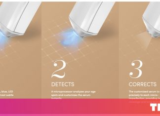 Real-world Photoshop: Proctor & & Gamble debut a portable gadget that might change makeup