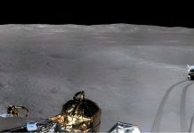 See Far Side of the Moon in Fantastic Panorama from China's Chang' e 4 Lander