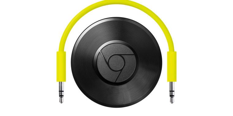 Google eliminates the Chromecast Audio