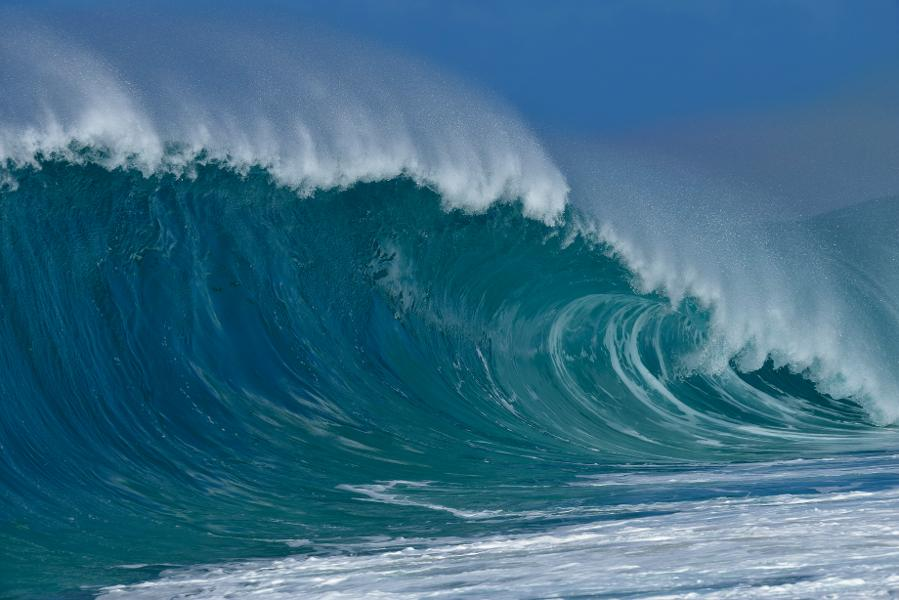 Warming Oceans Mean Larger, More Effective Waves At Some Unexpected Areas