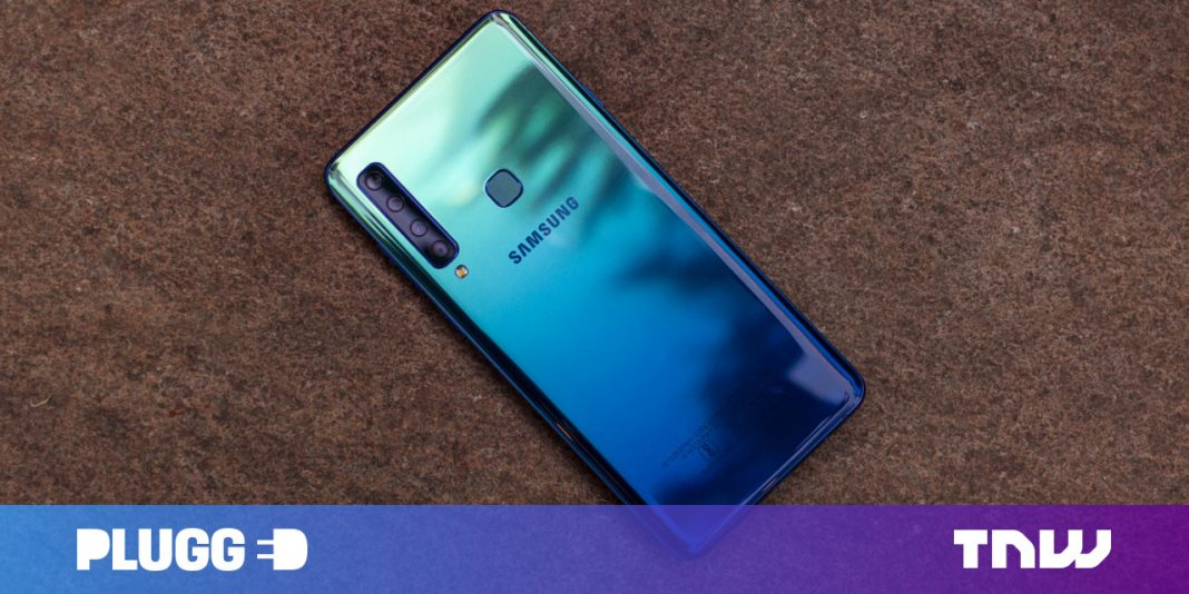 All 4 electronic cameras on the Samsung Galaxy A9 are frustrating