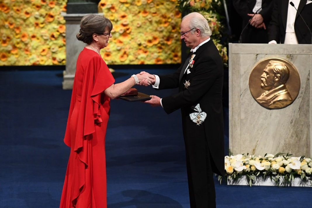 Reflections from Donna Strickland, 3rd Lady Ever to Win Nobel in Physics