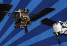 2 bold spacecraft goal to bring asteroid dust back to Earth