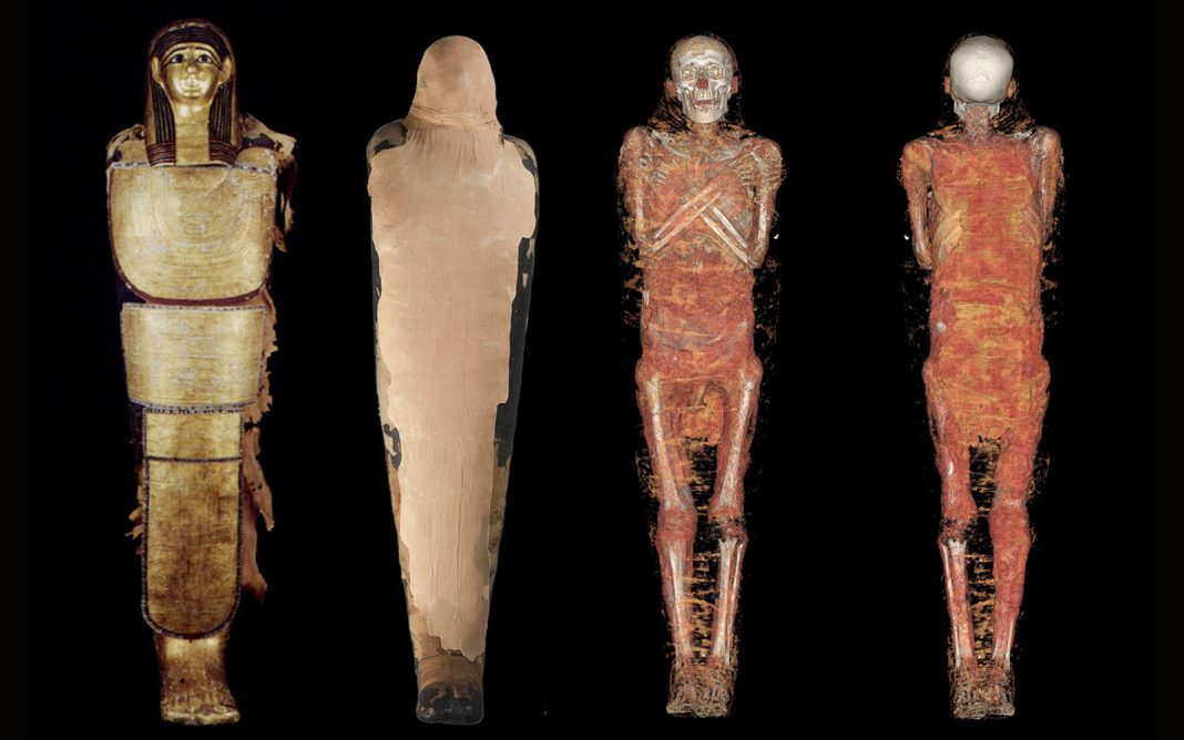 Secret Mummy May Have actually Been Pharaoh's Personal Optometrist