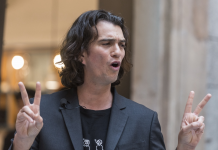 WeWork CEO Adam Neumann has actually supposedly made countless dollars by renting office to his own business