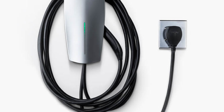 Tesla offers a brand-new wall battery charger, Maryland pulls back from huge EV charging program