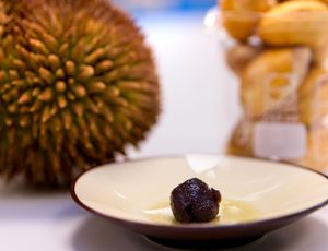 Scientists discover a method so as to add the smelly, thorny 'king of fruit' to sweets