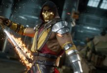 Mortal Kombat 11 gameplay as seen by a '90 s game rat