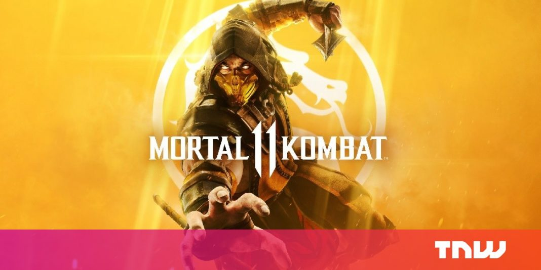 Mortal Kombat 11 may consist of time travel and simply complete me, please
