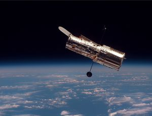 NASA's Hubble Area Telescope is back in action after hardware issue
