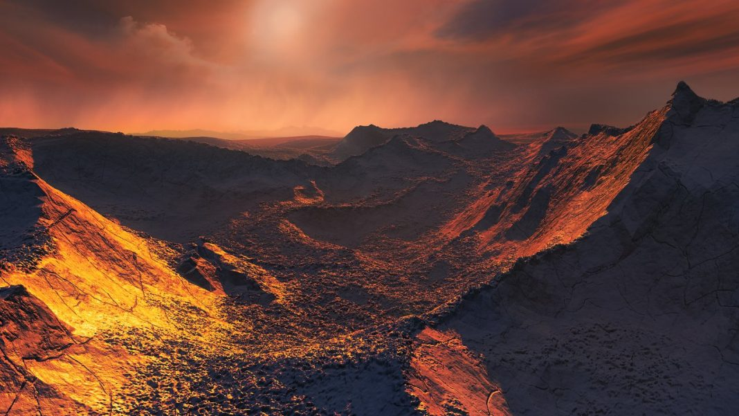 Geothermal Heating Might Make Life Possible on the Super Earth World at Barnard's Star
