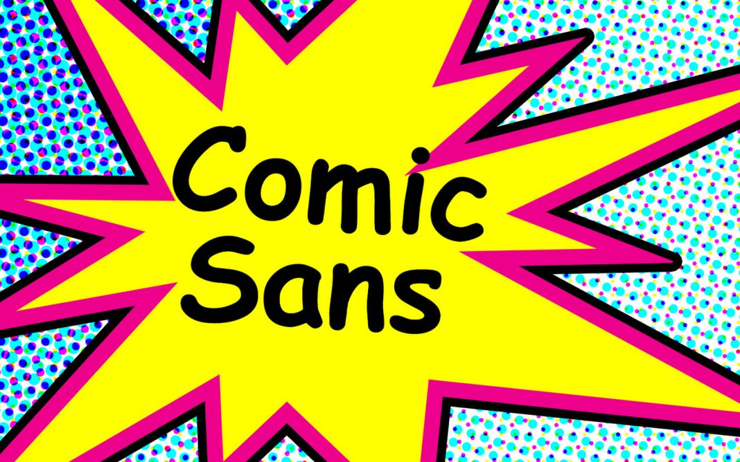 Why Do Individuals Dislike Comic Sans A Lot?