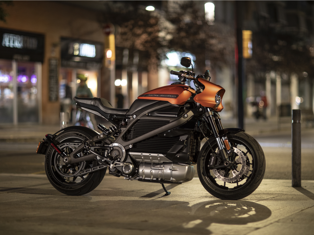 A Harley-Davidson executive exposes the greatest chance for its brand-new electrical motorbike (HOG)