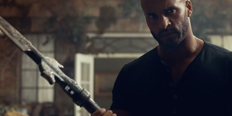 Old Gods and Brand-new Gods get ready for war in brand-new trailer for American Gods S2