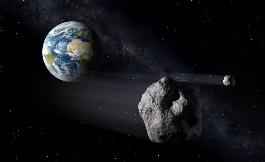 Steam-Powered Spacecraft Might Check Out the Asteroid Belt Forever, Refueling Itself in Area