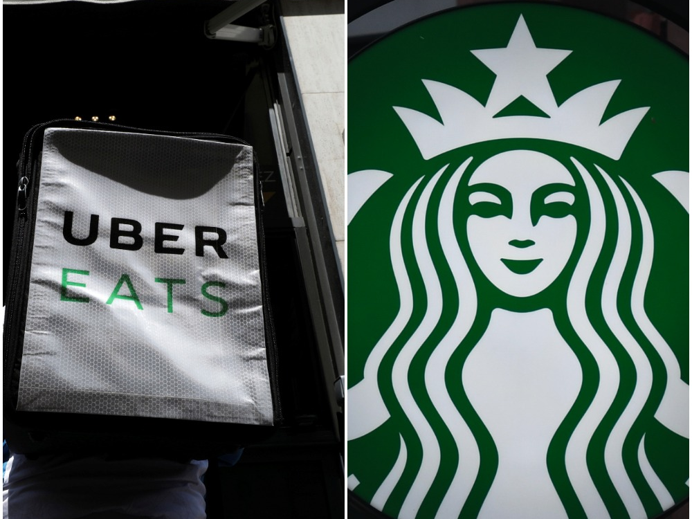 Starbucks is partnering with Uber to begin providing coffee in 6 of the greatest United States cities (SBUX)