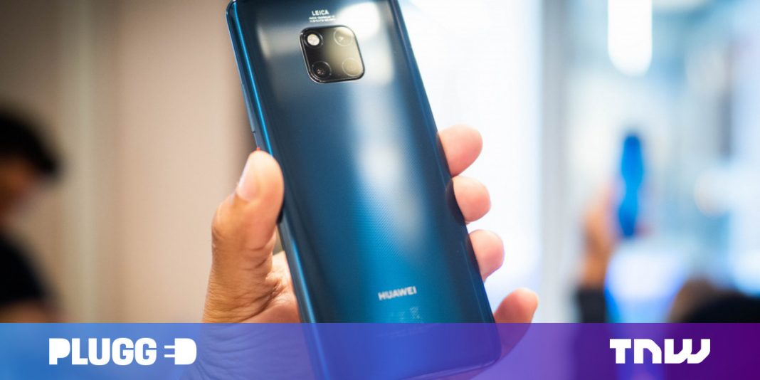 Huawei has a sensible description for the vanishing Twitter pictures