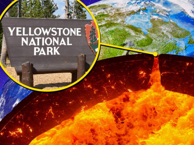 NASA has a $3.5 billion concept to conserve Earth from a supervolcano armageddon