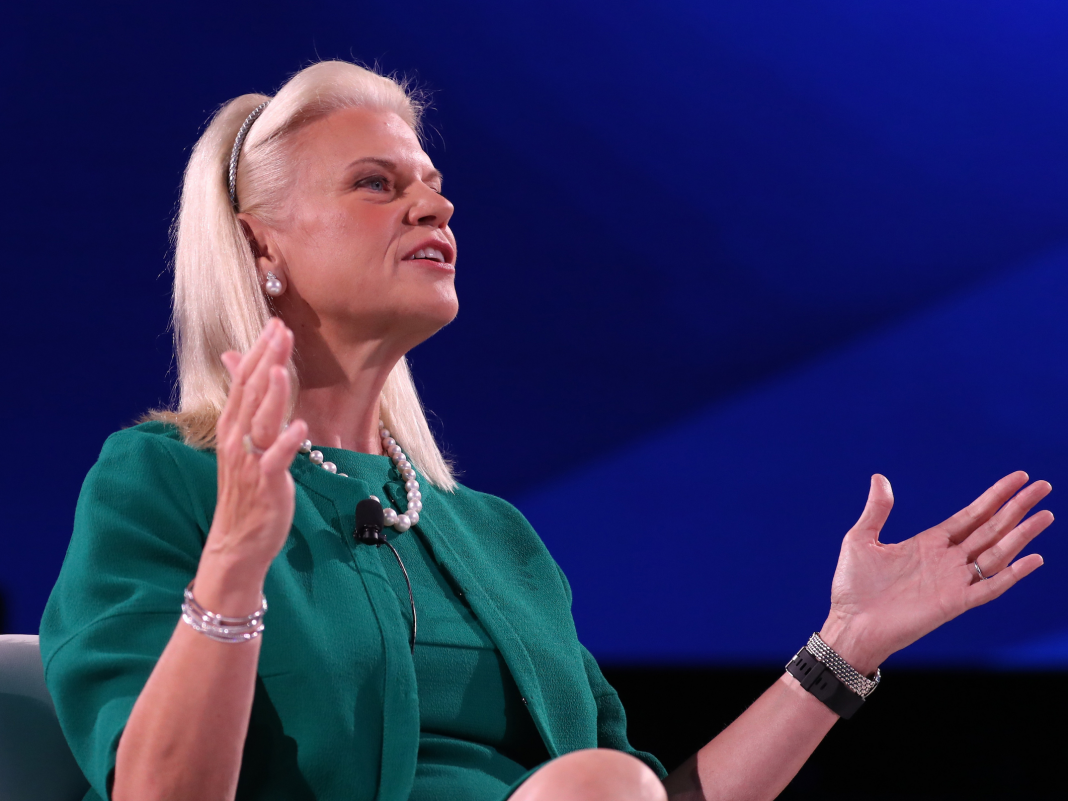 IBM CEO Ginni Rometty stated business need to alter the method they employ, or the abilities space will end up being a crisis