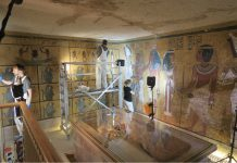 3,000- Year-Old Burial Place of King Tut Lastly Brought Back