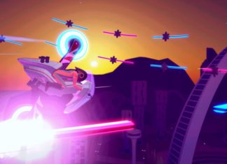 A severe sports video game with a story? FutureGrind's designers talk cyberpunk