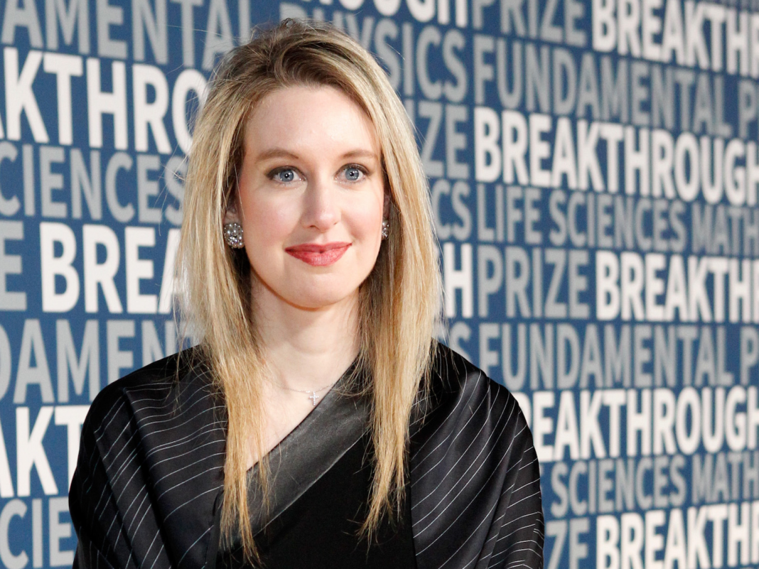 The fluctuate of Elizabeth Holmes, who began Theranos when she was 19 and ended up being the world's youngest female billionaire prior to all of it came crashing down
