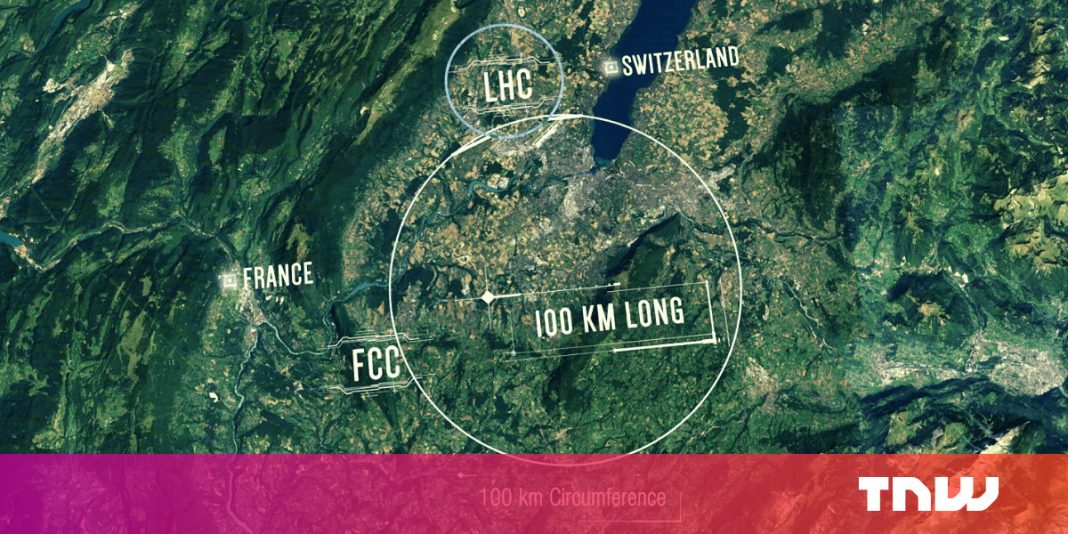Why you ought to appreciate CERN's brand-new and BIGGER particle collider