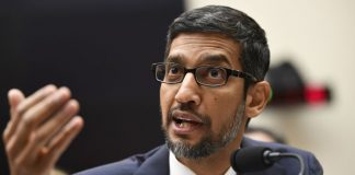 Google's lobbying costs set brand-new records in 2018