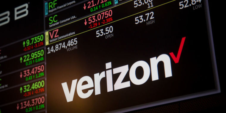 Verizon cuts 7 percent of personnel in stopping working Yahoo/AOL department