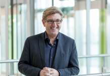Unilever's Keith Weed states the business's sustainable brand names are providing 70% of its development