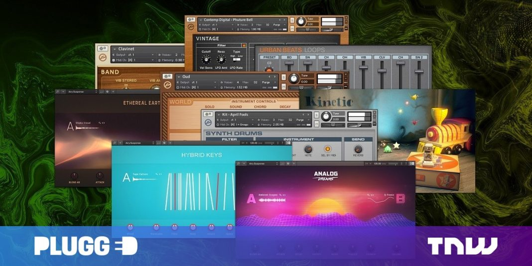 Native Instruments to incorporate Sounds.com into production workflows