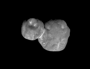 NASA provides clearest view yet of area snowman Ultima Thule