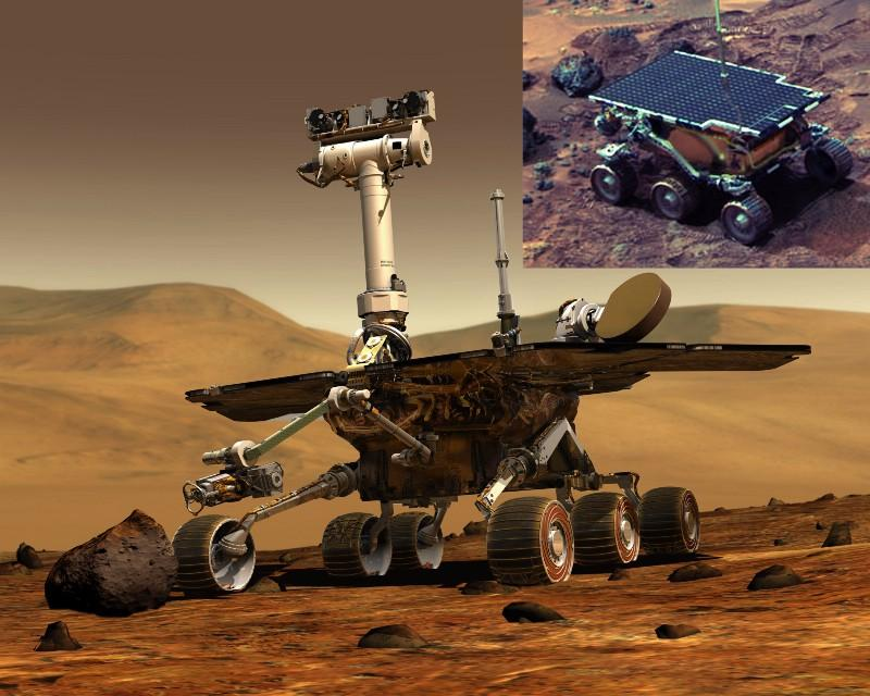 Right now Is The Bittersweet 15th Anniversary Of NASA's Alternative Rover Touchdown On Mars