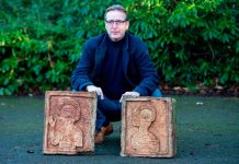 Oops! British Aristocrat Inadvertently Purchased Stolen, 7th-Century Sculptures As 'Garden Ornaments'