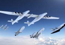Stratolaunch, Home Builder of Gigantic Plane, Drops Rocket Plans
