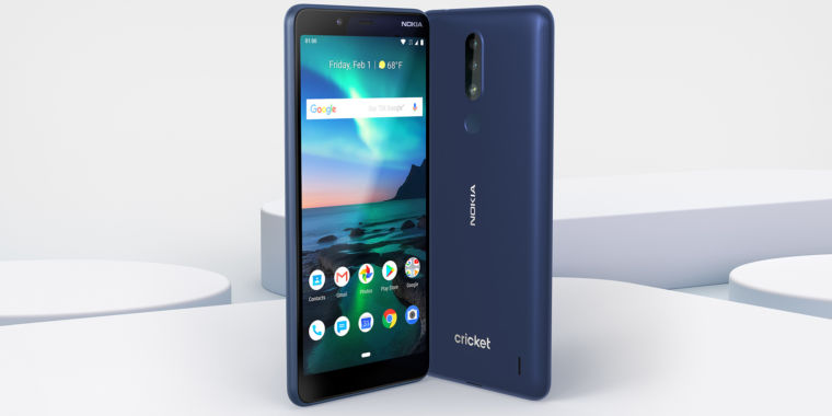 The Nokia 3.1 Plus concerns the United States for $160, does entry-level phones right
