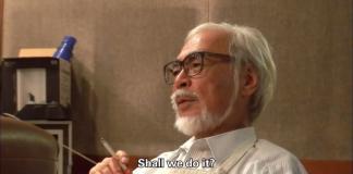 Hayao Miyazaki doc: An analog animation master discovers brand-new technical difficulties