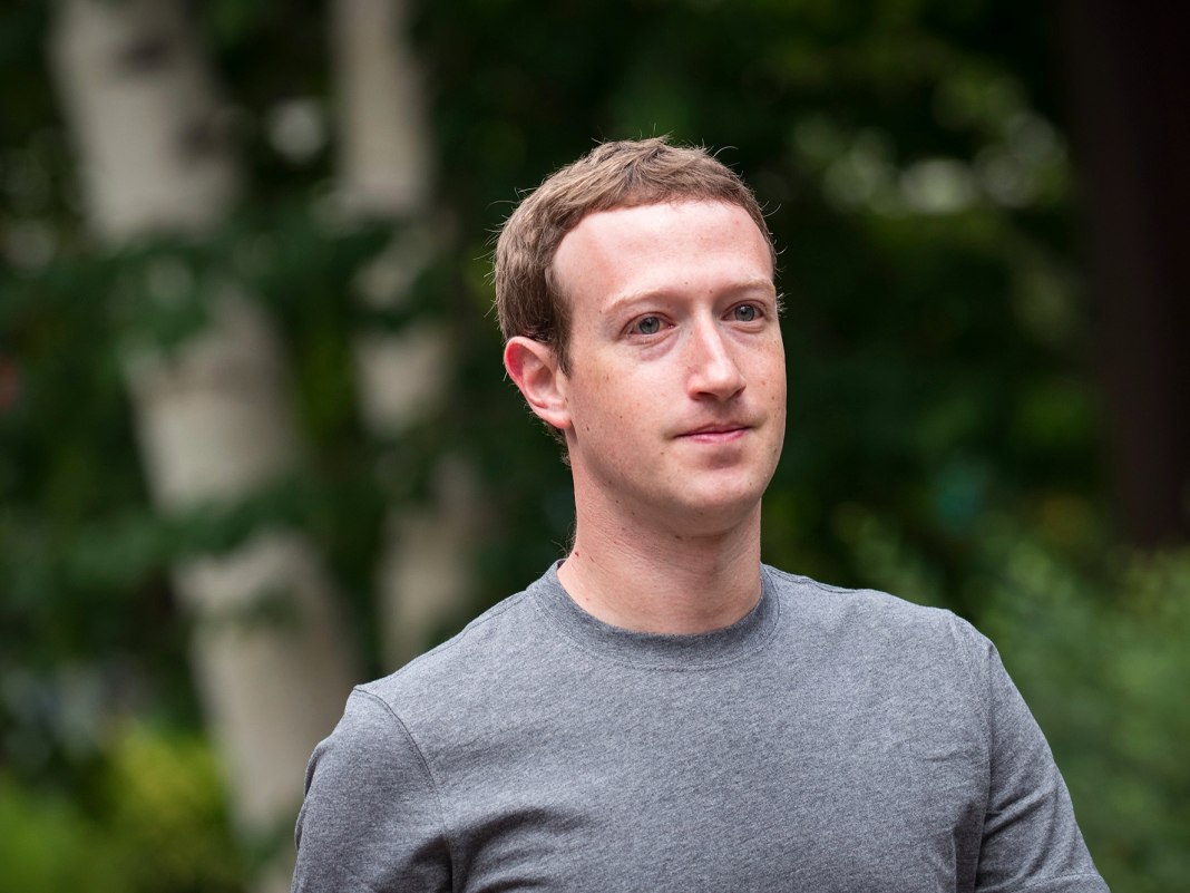 Facebook rubbished a report from Mark Zuckerberg's old Harvard schoolmate, which declares that half of Facebook's users are phony