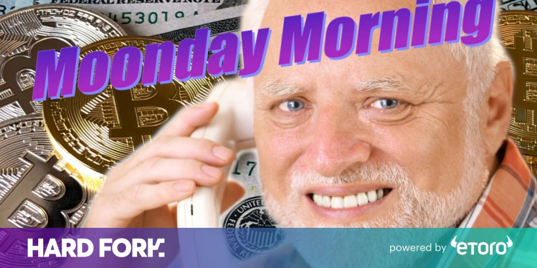 Moonday Mornings: Kik preparations to eliminate the SEC over ICO