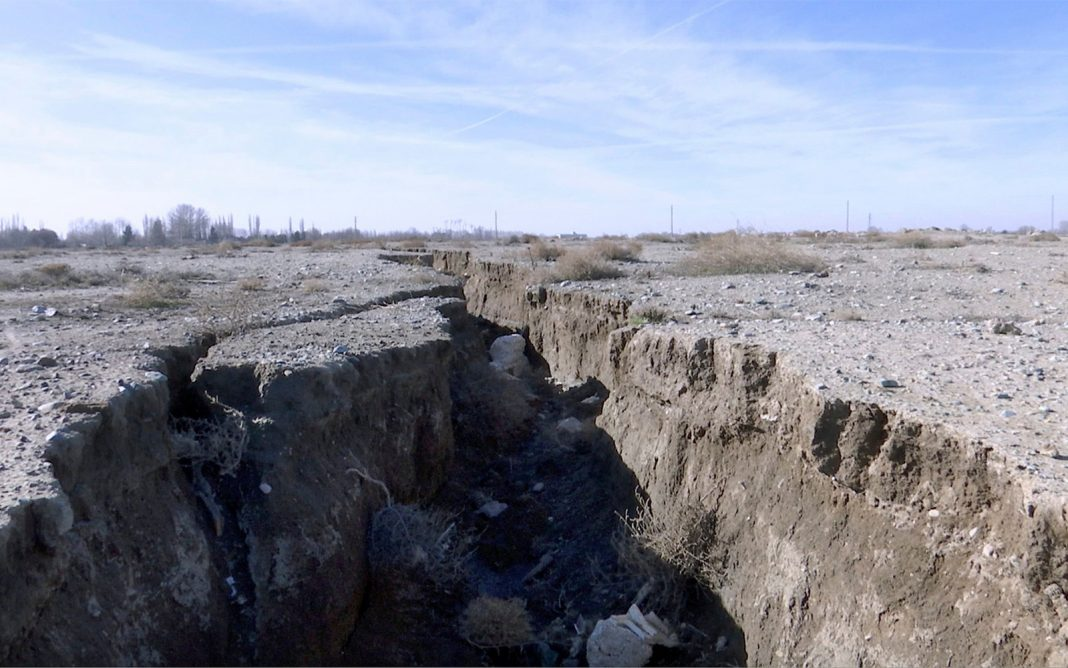 Iran's Capital City Is Being Feasted On by Sinkholes