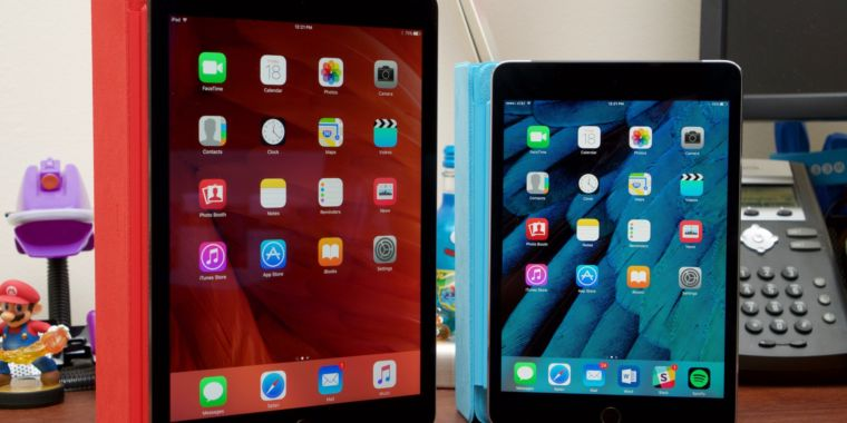 Apple might be getting ready to launch brand-new iPads, 7th-gen iPod Touch quickly