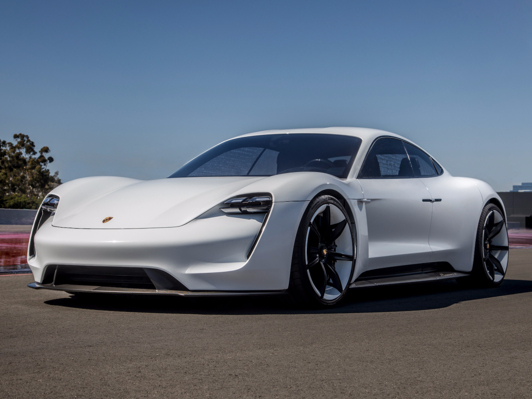 Porsche's very first electrical cars and truck will have an unmatched function that ought to make Tesla worried (TSLA)