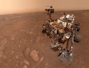 NASA Interest rover snaps striking Mars selfie prior to presenting