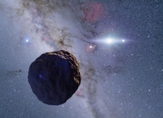 Tiny Things Found at the Edge of the Planetary System for the Very First Time. A Kuiper Belt Things that's Only 2.6 km Throughout
