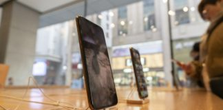 Apple states iPhones were down 15% last quarter, however whatever else was up 19%